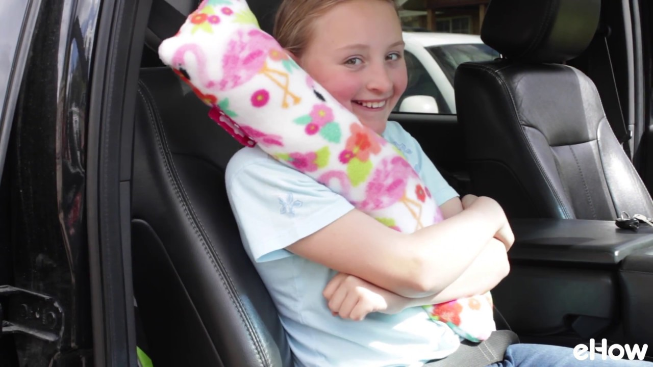 Car Seat Pillow For Adults