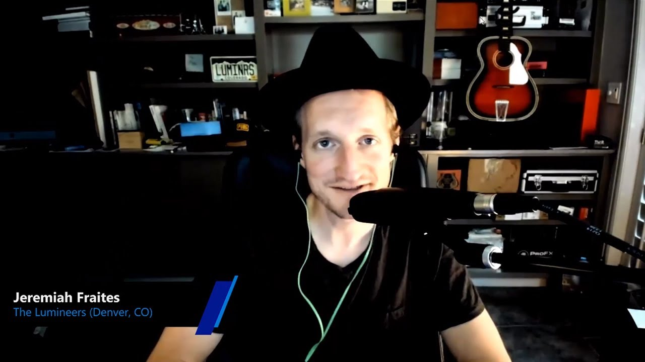 Jeremiah Fraites from the Lumineers Puts on Gaming Event to Raise Money for No Kid Hungry
