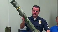 L.A. gun buyback yields rocket launchers