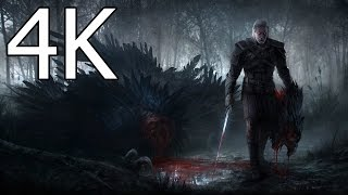 The Witcher 3 - 4K Game Video [Ultra HD] 2160p