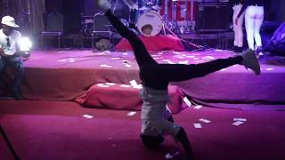 Xplicit Dancers Thrill Fans At Alaba Ultimate Album Launch