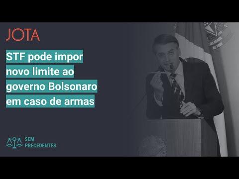 Sem Precedentes, ep. 51: STF pode impor novo limite ao governo Bolsonaro em caso de armas