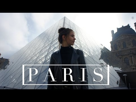 I MOVED TO PARIS BY MYSELF??