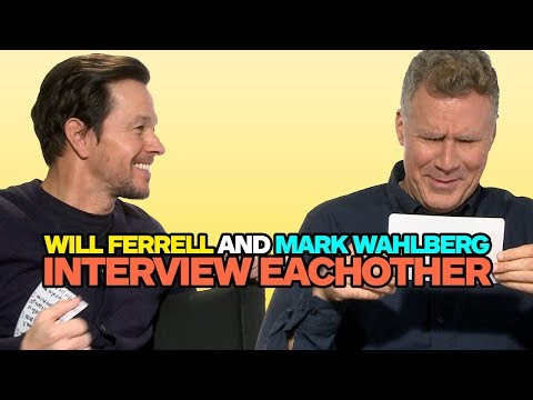 Mark Wahlberg and Will Ferrell Interview Each Other - Daddy