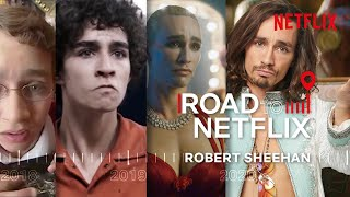 From Misfits to The Umbrella Academy, Robert Sheehan's Career So Far