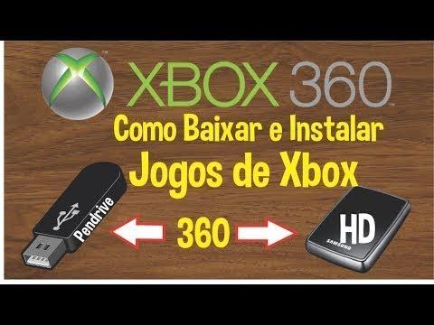 Como baixar e instalar jogos no hd externo xbox 360 rgh for Hd esterno xbox 360