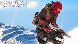 Ghost Recon Breakpoint DEADPOOL ASSAULT! Ghost Recon Breakpoint Free Roam