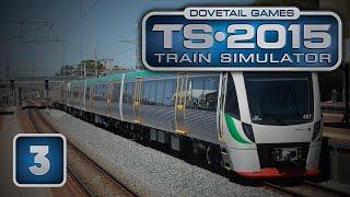 Widzi czerwone,jedzie dalej... xd :D - Train Simulator 2015 #3 Kontynuacja