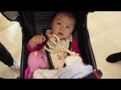 Vlog #3 - baby traveling tips and more of Hong Kong!