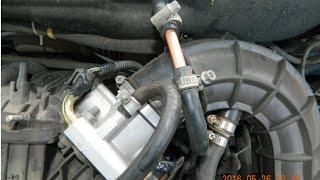 В жару не тянет двигатель(, 2016-05-26T18:57:04.000Z)