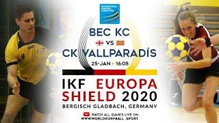 IKF ES 2020 Bec Korfball Club - CK Vallparadis / Assessoria