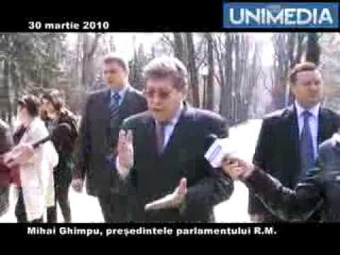 Mihai Ghimpu Mai Are un AS in Maneca