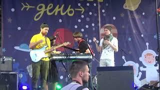 Группа Акваланг(#ФестивальВодныхФонариков,#МечтаБлизко,#ИзмайловскийПарк,17.6.18)