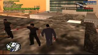 DRP Mexican Mafia- Теракт ЛВФМ