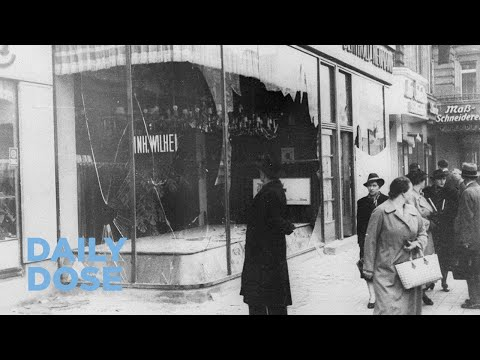 Kristallnacht Survivor Reflect on the Infamous Incident