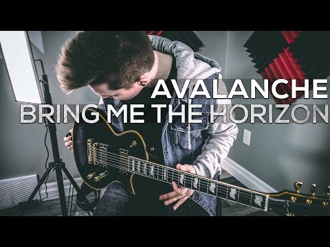 Avalanche - Bring Me The Horizon - Cole Rolland (Guitar Cover)
