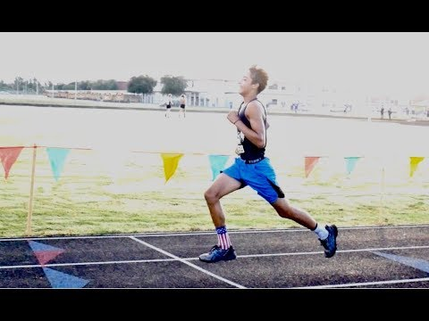 Tyson WINS $200 for being SO FAST! Cross Country, Football Champs, & Disney Auditions!