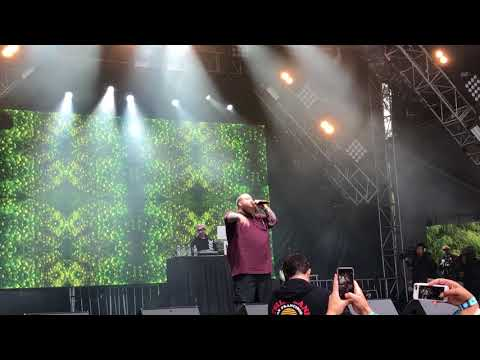 "Action Bronson ""Rolling Thunder"" Live at Outside Lands 2017"