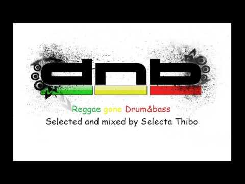 Reggae Gone Drum & Bass - Jungle Mix By Selecta Thibo