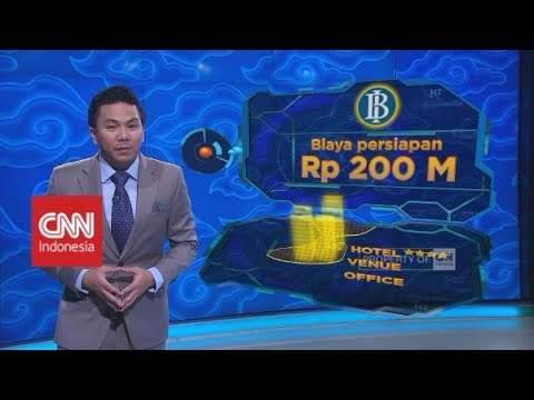 Menilik Anggaran Fantastis Sarana IMF-World Bank Group Bali 2018