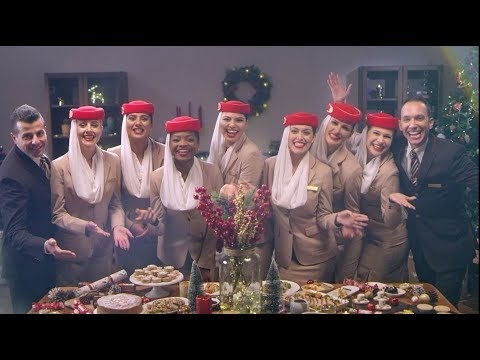 Festive season 2018 | Celebrate the season of joy with us | Emirates Airline