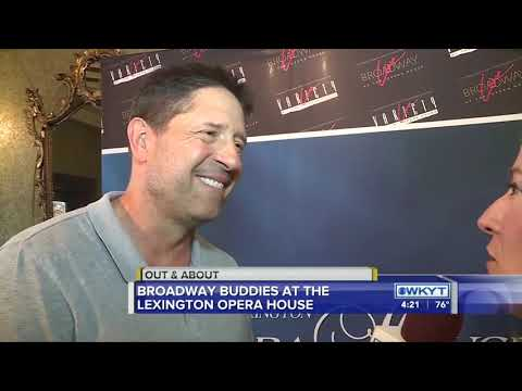 Out & About   Lexington Opera House   Part 1
