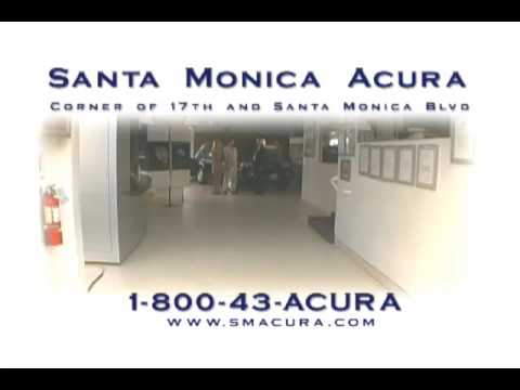 Television Commercial | Acura of Santa Monica