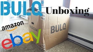 I Bought a Small Pallet Case of Target Returns for $508 from Bulq.com | Unboxing and Pricing