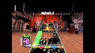 Guitar Hero 3 : Kiss - Rock And Roll All Night (basse) [100%] {Expert}