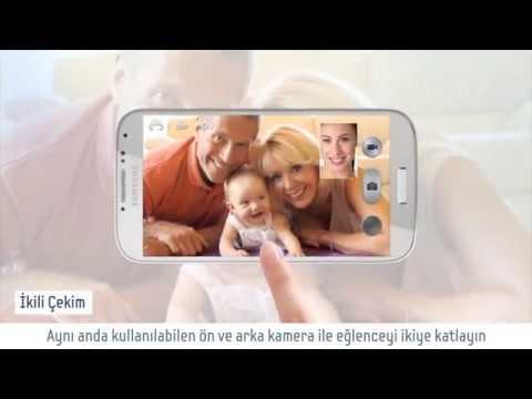 Galaxy S4 Özellikler-Türkçe