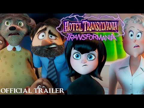 HOTEL TRANSYLVANIA: TRANSFORMANIA - Official Trailer 2 (HD)