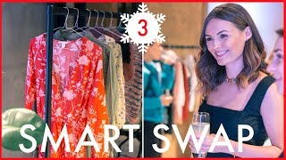 MY FIRST SMART SWAP PARTY | Vlogmas #3