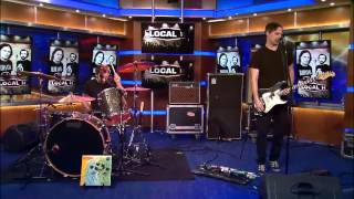 LOCAL H Live in the studio at Fox 32 Chicago