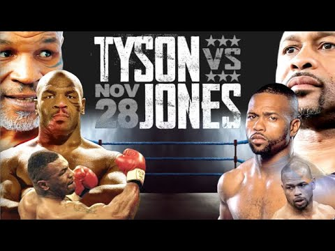 Mike Tyson vs. Roy Jones (My Thoughts)