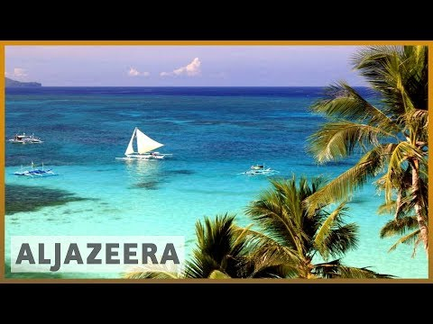 🇵🇭 'Cesspool': Philippines to close tourist island of Boracay | Al Jazeera English