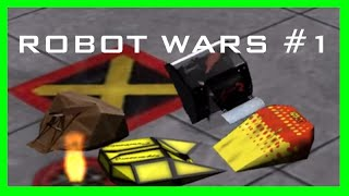 Robot Arena 2 Robot Wars: Random Battles #1