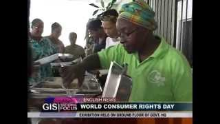 GIS Dominica: World Consumer Rights Day Exhibition 2015