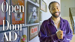 Inside Big Sean's Beverly Hills Mansion With A Nightclub | Open Door | Architectural Digest