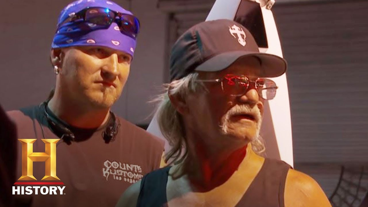 Counting Cars Grandpa S Gone History Youtube