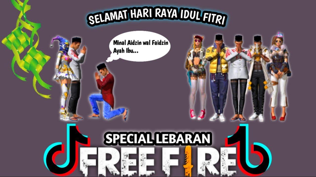 Tik Tok Free Fire Momen Lucu ( ff tiktok spesial #Lebaran )
