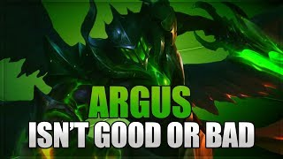 Why Argus Isn't Used In Mobile Legends