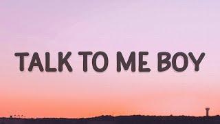 Justin Timberlake - Talk to me boy (Rock Your Body) (Lyrics)