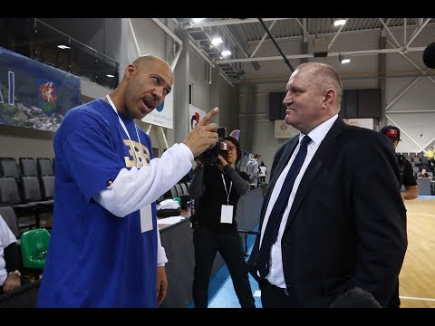 LaVar Ball's Lithuanian head coaching debut was predictably ridiculous