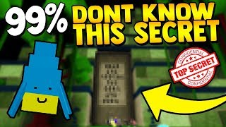 99% OF PEOPLE MISSED THIS SECRET... | Build a boat for Treasure ROBLOX