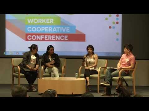 NYC Worker Cooperative Conference 2014 - 2. Working at a Worker Cooperative