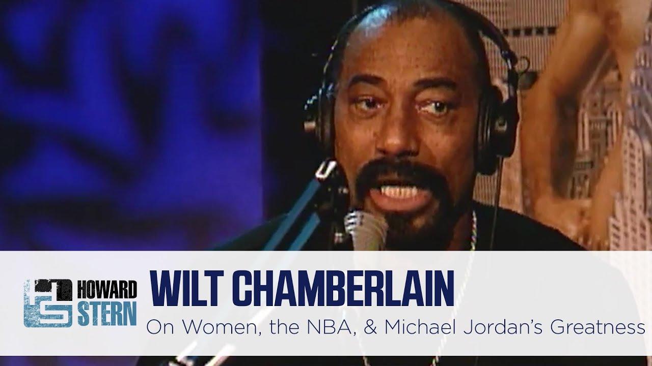 Wilt Chamberlain Gets Honest About the NBA (1997)