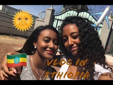 ENEBLA VLOG IN ETHIOPIA - PART 1 ( ETHIOPIA & YODIT)