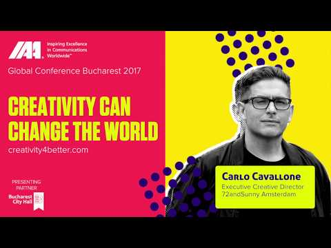 IAA Global Conference - An Interview with Carlo Cavallone