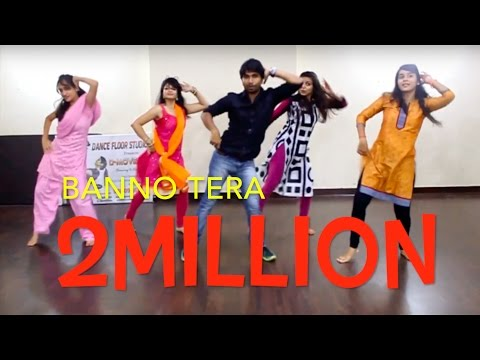 Banno tera swagger crazy Bollywood Dance by Kunal more | dance floor studio | wedding choreography
