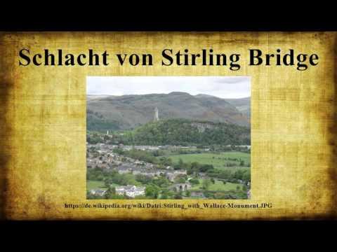 Schlacht von Stirling Bridge